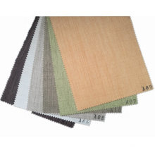 Tela de cortina opaca de colores