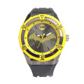 Fashion Design Watch For Man/Sport Man Watch/Rubber Band Quartz Watch