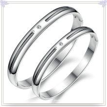 Bracelet en bijoux de bijoux en acier inoxydable bijoux (BR135)
