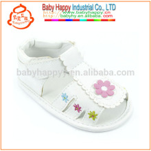 New arrival fashion girls PU baby shoe outdoor babies shoes and sandals