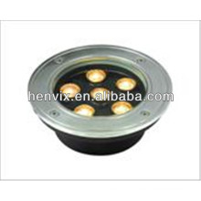 Warm white! 5w led underground light