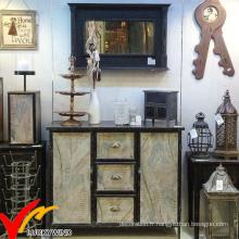 Vente en gros Shabby Chic Vintage Furniture industriel pour la décoration maison et hôtelière