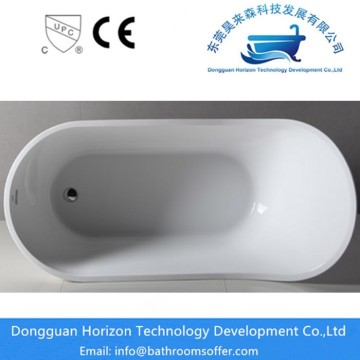 Freestanding hotel bath stand alone tubs