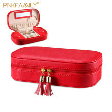 Gift Box For Jewelry PU Leather 2018 Professional jewelry box manufacturer