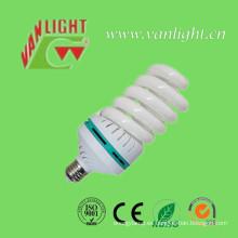 Completo lámpara ahorradora de energía CFL espiral SKD (VLC-FST6-65W)
