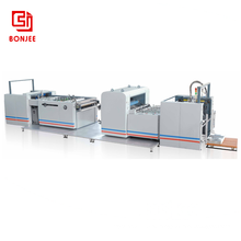 Bonjee Reasonable Price Hot Melt Laminating Machine For A3 A4 Paper Size