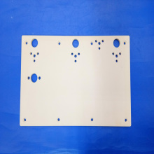 White Color 99% Alumina Porous Ceramic Guide Plates