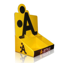A-Style Top Selling Countertop Display, PDQ Cardboard Display
