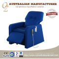 Medical Furniture Luxurious Electric Dialysis Hospital Chair Blood Donation Chair