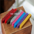 Palillos de color lacre Flexible tradicional