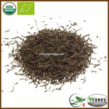 Organic Certified First Grade Ripe Loose Leaf Pu Erh Tea