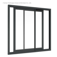 Алюминиевый каркас стекла оконные конструкции для коммерческого строительства (фут-W132)