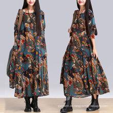 Großhandel islamischen muslimischen Frauen Abaya Kaftan mit Kleider Anzüge