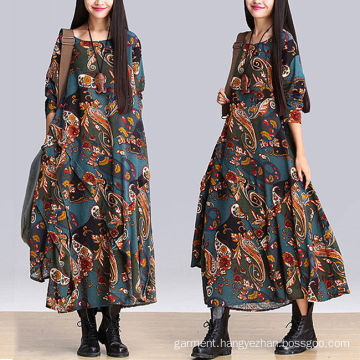 Wholesale Islamic Muslim Women Abaya Kaftan with Dresses Suits