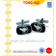 Metal de mancuerna de esmalte duro personalizado