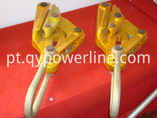 Self Gripping Clamps for Conductor