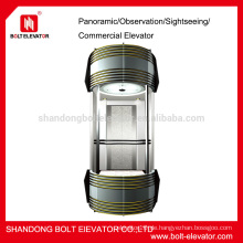 BOLT Panorama Aufzug / Aussicht Aufzug / Außenaufzug