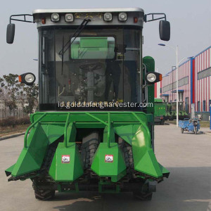 jagung jagung self-propelled menggabungkan harvester