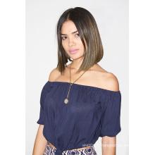 2015 Nouveau Summer Fashion Girl Crop Top