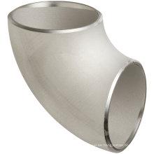 90degree Codo Codo de tubo de acero inoxidable