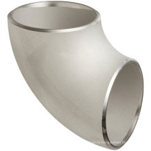 Угловое колено трубы из нержавеющей стали 90 градусов