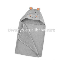 Boys or Girls Hooded Bath Towel 100% Cotton use for Bath, Beach, Just Born Love to Bathe Puppet Towel
