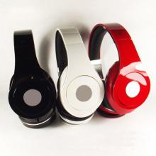 Alta calidad auriculares estéreo plegable con sonido de bajo súper