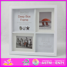 2014 Hot Sale New High Quality (W09A011) En71 Light Classic Fashion Picture Photo Frames, Photo Picture Art Frame, Wooden Gift Home Decortion Frame
