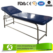 Stainless Steel Medical Adjustable Examination Table, Hospital Table