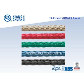 Hélices de 12 cordas UHMWPE