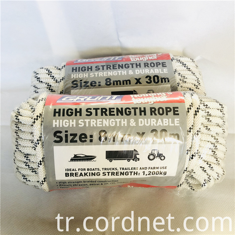 Ployester Braided Rope1