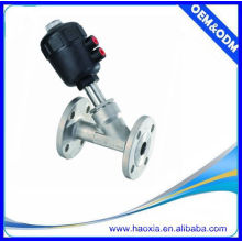 two- way Stainless Steel 304 Flange angle seat valve DN50