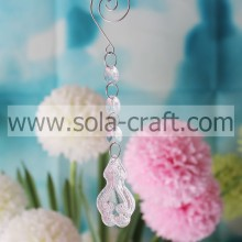 Good quality 100% for Glass Bead Trim Clear Chandelier Acrylic Crystals Lamp Prisms Hanging Pendants supply to Christmas Island Supplier