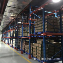 Drive in Racking voor Tea Storage Warehouse Project