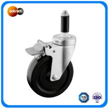 Enrouleur de tige en expansion Roue de frein à roue totale