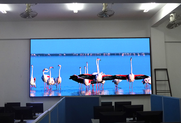 Led display for show