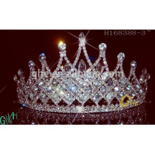 Hermosa princesa tiara corona
