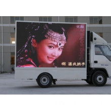 P10 Outdoor Full Color Moving Truck LED Display/Leld Screen