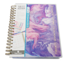 Agenda Planner Journal Book