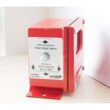 Interruptor de vibración para torres de enfriamiento