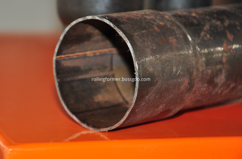 Pipe diameter reducing tool