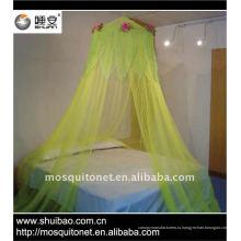 Зеленая противомоскитная сетка