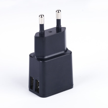 Factory Outlets for Mobile Phone Charger dual USB charger 5V2.1A  KC approved export to Italy Manufacturers
