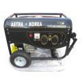 أسترا كوريا موتور دورة الخمار 2kw البنزين مولد (N-5000)