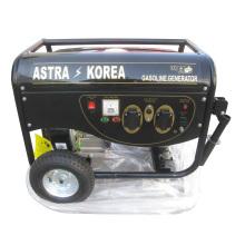 Astra Corée Motor Cycle Silencieux 2kw Générateur d'essence (N-5000)