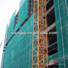 PP / PE que construye la malla de la rejilla llevada fachada