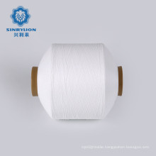 Free Yarn Samples pet bottle recycled  polyester yarn dty  polyester yarn china  for weaving
