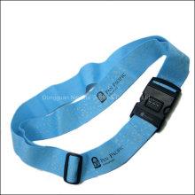Venta al por mayor buen precio Custom Logo y color Polyester / Nylon / PP Correa de equipaje / Cinturón