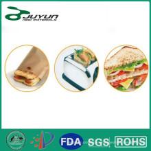 Bolsas para tostadoras antiadherentes Bolsas para hacer sandwiches / Bolsas para galletas Bolsos para tostadoras Productos al por mayor japoneses Bolsas Roties