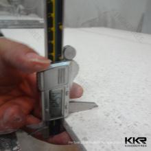 Feuille de surface solide approuvée par SGS, feuille de surface solide acrylique d'Aspen Wilsonart